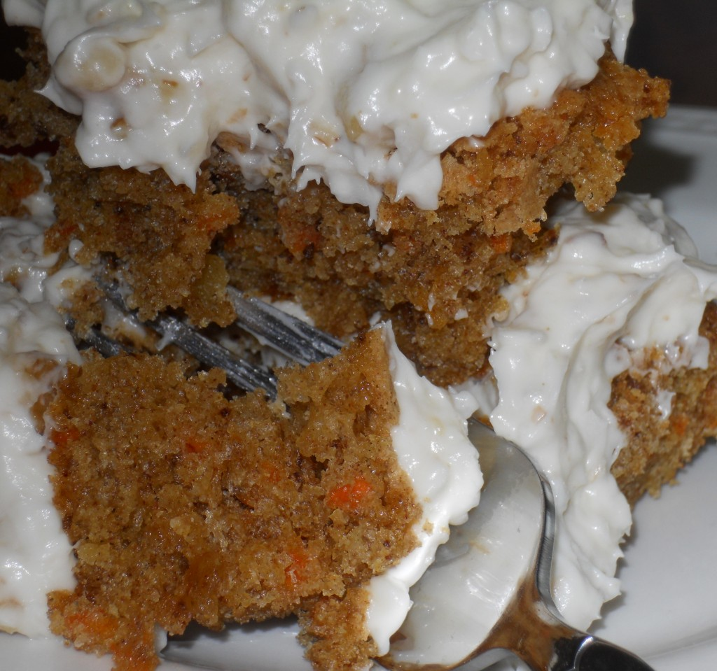 Moist Carrot Cake Nigella